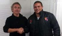 El CF Matadepera presenta el nou entrenador de l'amateur B