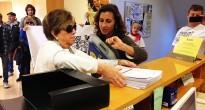 Lliurades 5.566 signatures contra l'aliança entre els proveïdors sanitaris