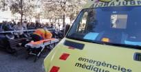 Més de 300 persones evacuades per un simulacre d'incendi a l'Ajuntament
