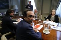 Josep Rull reclama a Ana Pastor el traspàs de la gestió de Rodalies