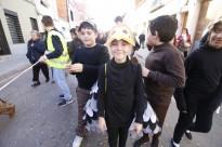 FOTOS de la rua de Carnestoltes de l'Escola Andersen de Terrassa