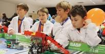 Més de 300 alumnes participen en la cinquena edició de la First Lego League