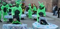 El Carnaval llueix a la Conca