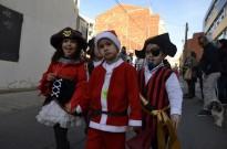 FOTOS de la rua de Carnestoltes de l'escola Bisbat d'Egara de Terrassa