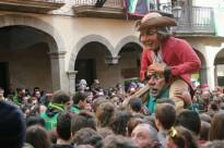 Solsona cedeix la festa al Carnaval infantil