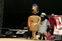 El Xai Shaun guanya el concurs de disfresses per parelles