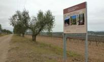 Finalitza la senyalització del camí ramader de Poblet a Prades