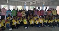 L'Escola Rosa Sensat estrena espais esportius gràcies a la Fundació Cruyff