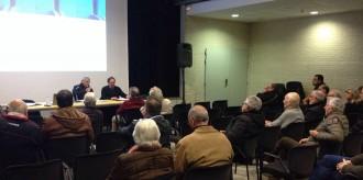 L'assemblea de socis de l'Ateneu reivindica la gestió del «Cafè»