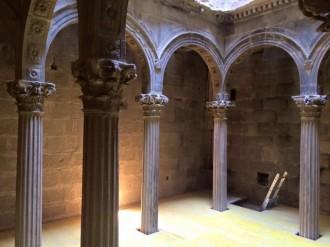 Finalitzen les obres de restauració del Santuari del Miracle de Riner, al Solsonès
