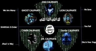 'Hackegen' la pàgina web de la DO Penedès en nom de l'Estat Islàmic
