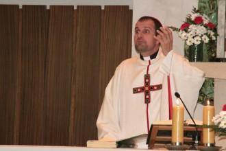 El Bisbe de Solsona presideix la Festa de la Candelera