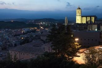 Els veïns de Girona reclamen que les campanes tornin a repicar de nit
