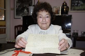 Les cartes entre Josep Pla i un forner de Montornès, una amistat de valor literari?