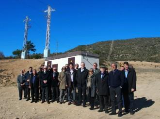 Elèctrica de Guixers i Endesa milloren el subministrament elèctric de la Vall de Lord