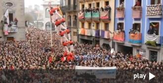Un poble basc dóna el tret de sortida al Carnaval amb un «castell inflable»
