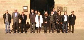 La delegada del Govern de la Catalunya Central visita el Solsonès
