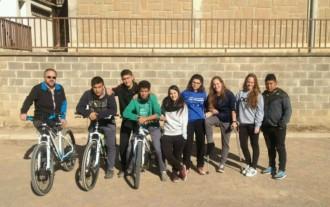 Taller de mecànica de BTT a càrrec de bicicletes Farràs