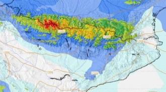 Cap de setmana de nevada al Pirineu i plugims a bona part del país