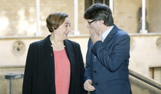 Vés a: Front comú del Govern i l'Ajuntament per defensar els interessos de Barcelona