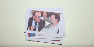 Així seria el vídeo de l'amistat de Mariano Rajoy a Facebook