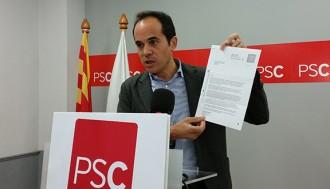 Vallès (PSC): «La CUP ha deixat de ser un partit d'esquerres»