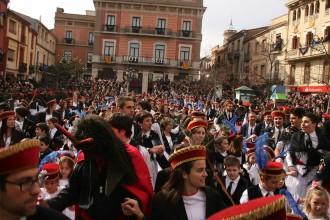 Neus Munté convidada d'honor al ball de Gitanes de Sant Celoni