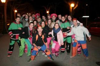 El Carnaval de Solsona es viu al carrer
