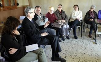 La Verge de les Esplugues de Conques tornarà a l'església 38 anys després