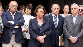El 24 anys de Rita Barberá s'ensorren en pocs dies
