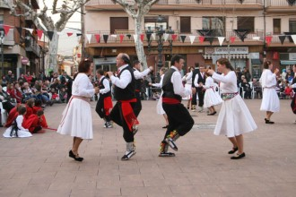 Sisena ballada de la Colla de Gitanes Cancell del Montseny a Palautordera