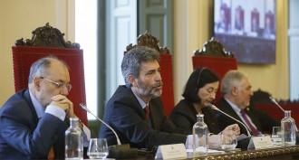 El president del CGPJ va voler apartar la presidenta del Tribunal Superior de València en ple escàndol
