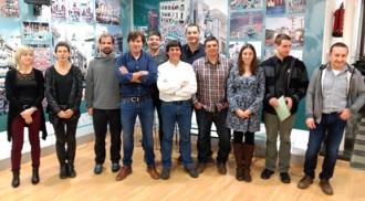 Toni Bach, escollit nou cap de colla dels Castellers de Vilafranca