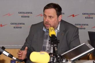 Junqueras: «Hi haurà un moment que Catalunya haurà d'actuar com un estat independent»
