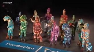 VÍDEO Una comparsa a favor del dret a decidir guanya el primer premi del Carnaval de Cadis 2016