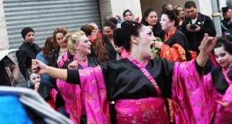 Tarragona fa bullir el Carnaval