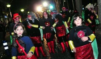 Reus se submergeix en el Carnaval