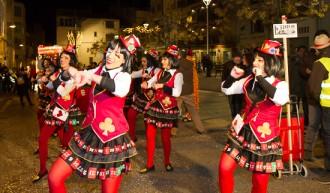 El Carnaval llueix a Montblanc i l'Espluga de Francolí