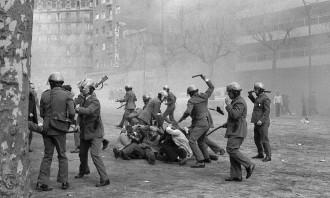 Quan l'Assemblea va dominar Barcelona: les manifestacions del febrer de 1976