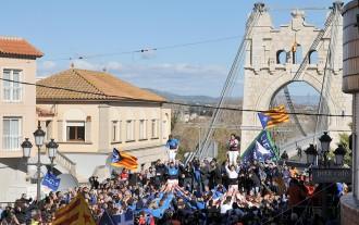 Catalunya es bolca en defensa de l'Ebre