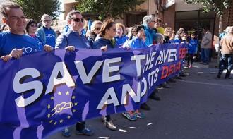 Una delegació d'eurodiputats avalua aquest dilluns l'estat del Delta de l'Ebre