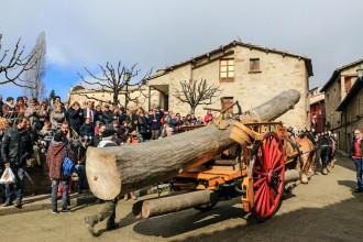 Perafita celebra la Fira de la Candelera