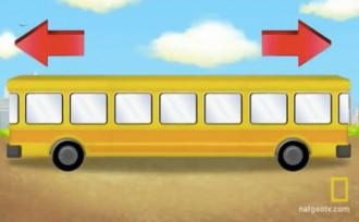 Saps dir cap a quina direcció circula aquest autobús?