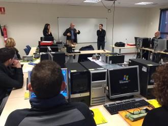 Comença la primera edició del curs de Sistemes Microinformàtics al Sax Sala
