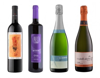 TAST i SORTEIG Els quatre vins de la setmana de Cupatges