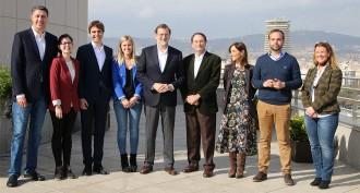 El PPC inicia la transició de Sánchez-Camacho a García Albiol