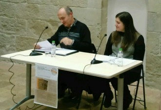 Es presenta la campanya de mecenatge de l'obra «L'Hospital d'en Llobera, Lectures d'història de Solsona»