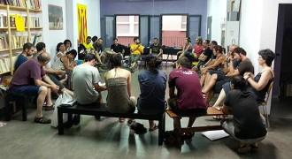 L'assemblea de la CUP diu «sí» a tirar endavant els pressupostos del govern