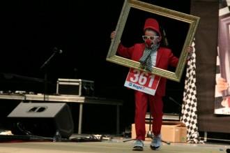 Una disfressa del pallasso Pepsicolen guanya el concurs individual per nens
