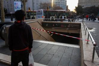 Renfe confia en normalitzar a la tarda el servei de Rodalies a Barcelona